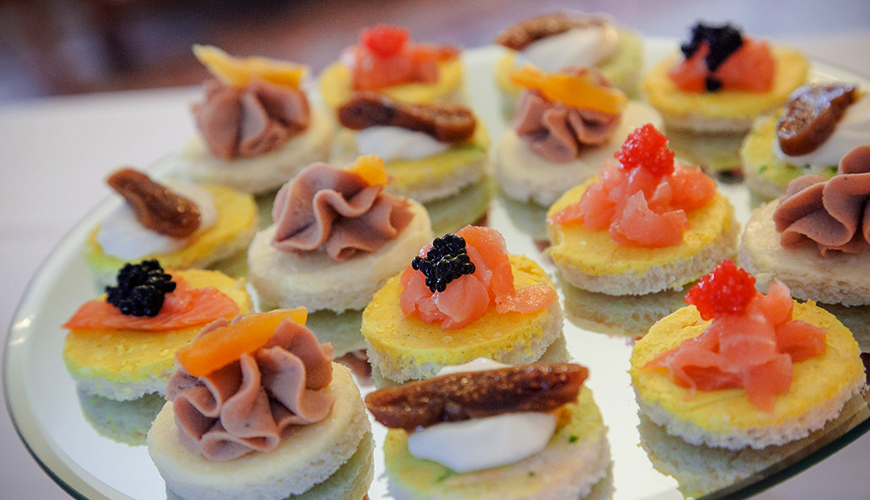 photo canape mousse canard